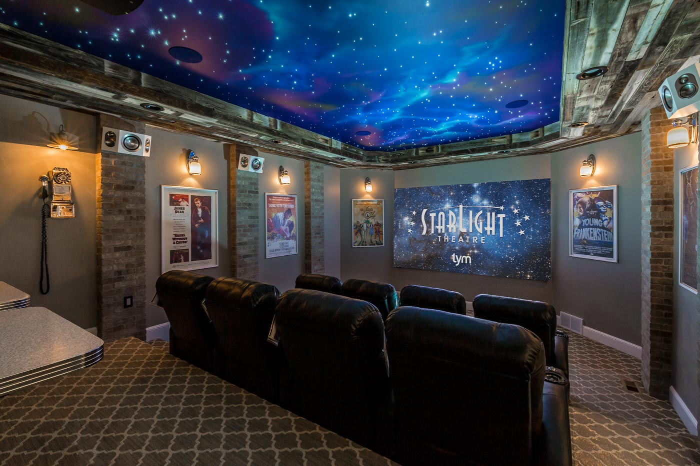 The Starlight Theatre Home Theater Of The Year Ces 2017