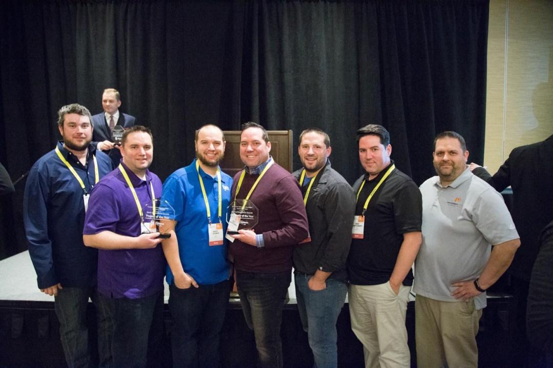TechHome Mark of Excellence Awards, CES 2017