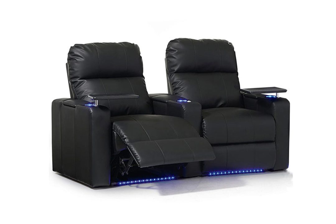 Octane Turbo Home Theatre Seating