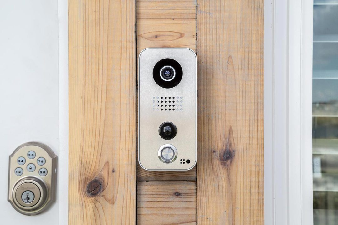 Smart Home Automation DoorBird Video Doorbell