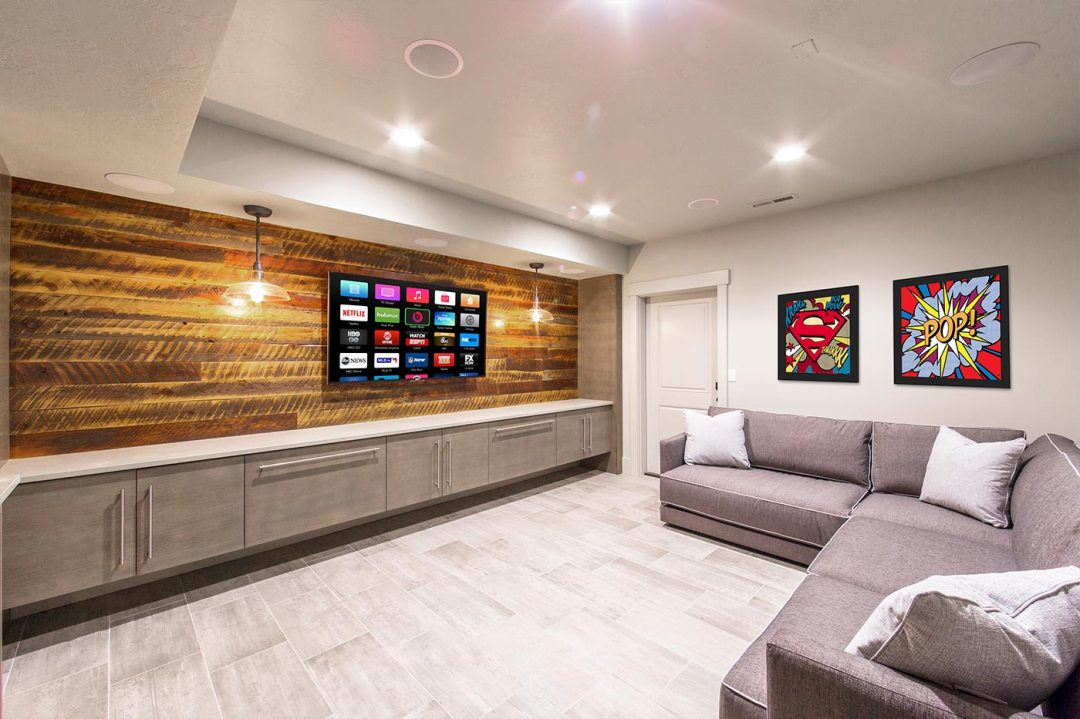 Media Room, Idaho