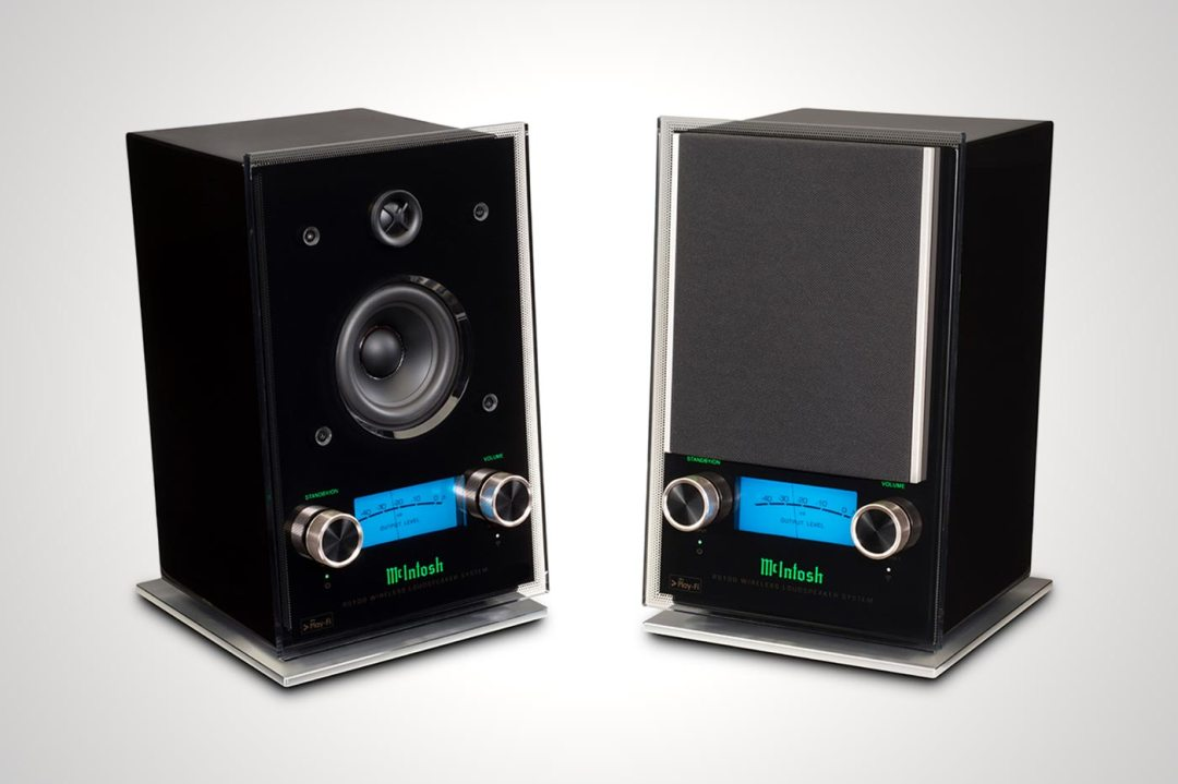 McIntosh Wireless Play-Fi Speakers