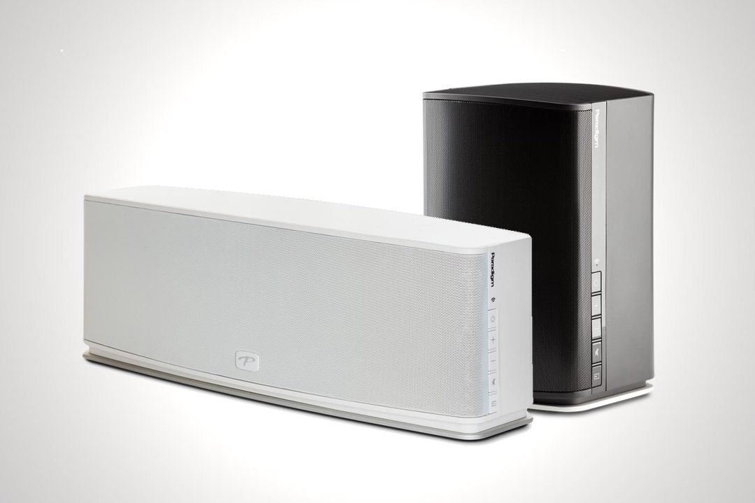 Paradigm Wireless Play-Fi Speakers