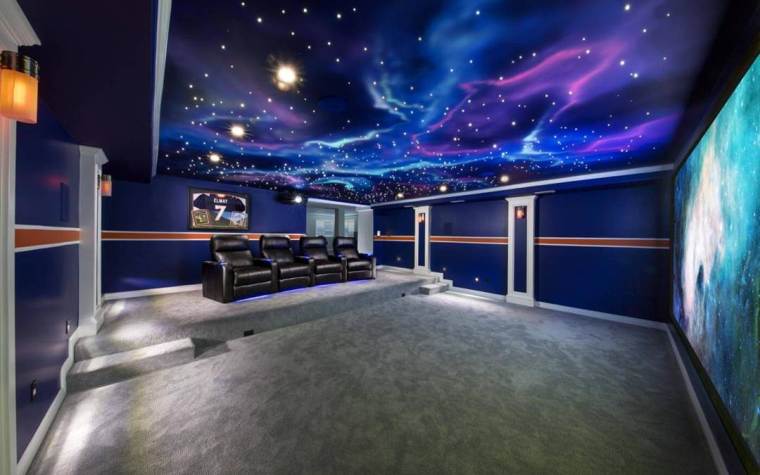 Best Home Theater, Home Of The Year Awards 2017