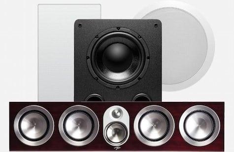 Sandy Salt Lake County Utah Surround Sound Speakers