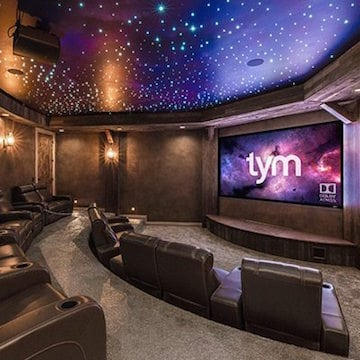 Sandy Utah Home Theater Systems and Media Rooms