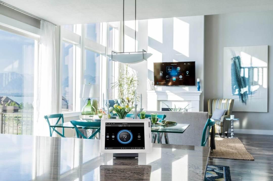 TYM Homes SMART HOME PROJECT Salt Lake City Utah