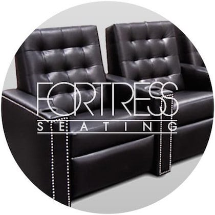 Utah Home Theater Seating Fortress