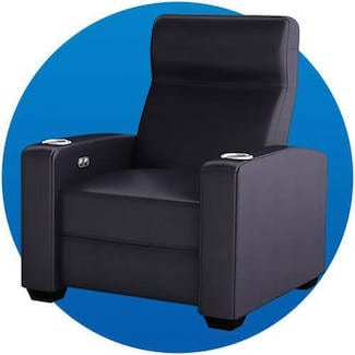 Utah Home Theater Seating Systems