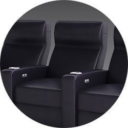 Utah Home Theater Seating