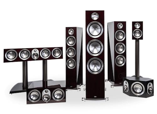 Utah Surround Sound Floorstanding Speakers