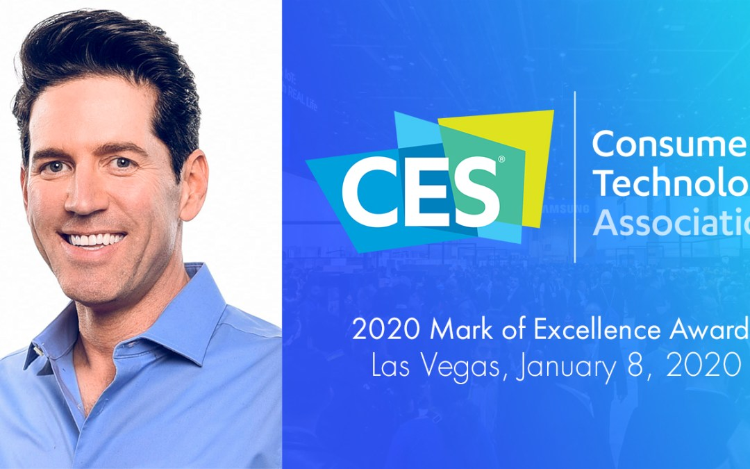 TYM's Brad Montgomery to Judge Consumer Technology Association (CTA)® Mark Of Excellence Awards, CES 2020