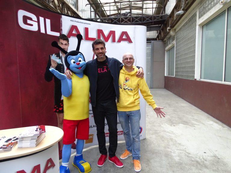 Tyo Story et Gil Alma