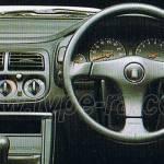 MY93 Impreza WRX Dashboard