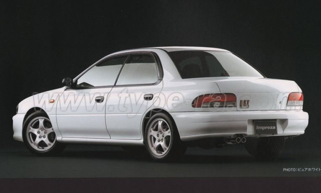 MY99 WRX Type RA