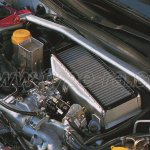 Impreza STi engine