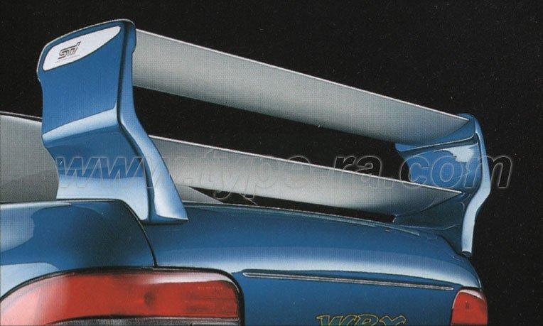 Subaru Impreza WRX Type RA STi Version 6 Limited