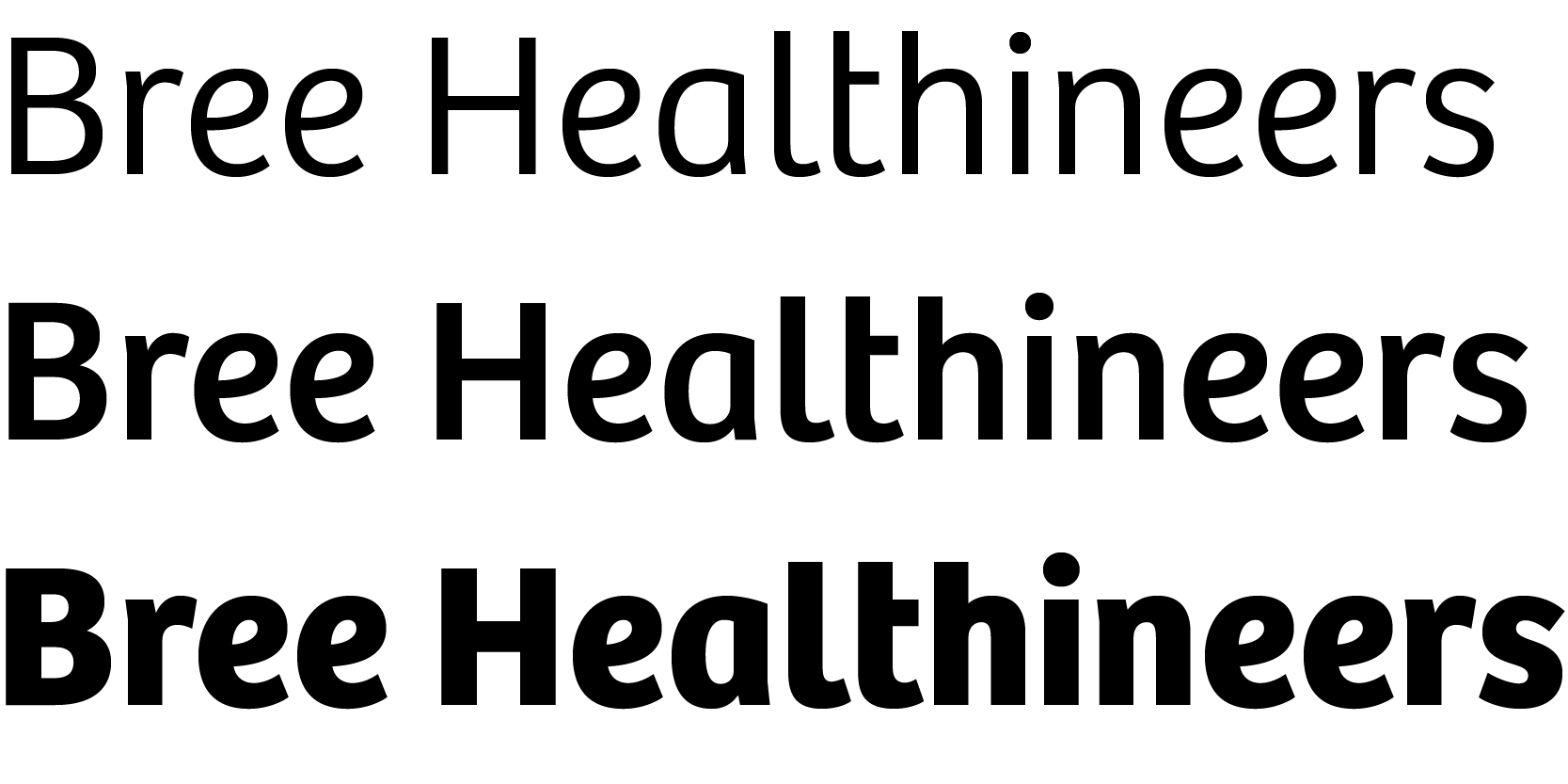 Siemens Healthineers Typetogether