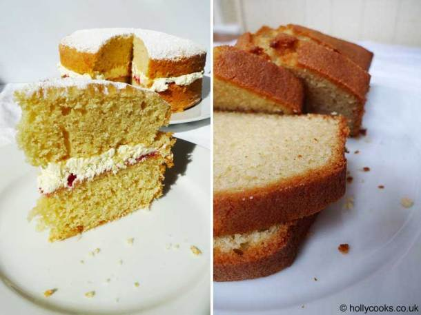 Holly Cooks Victoria Or Madeira Sponge Recipes Web
