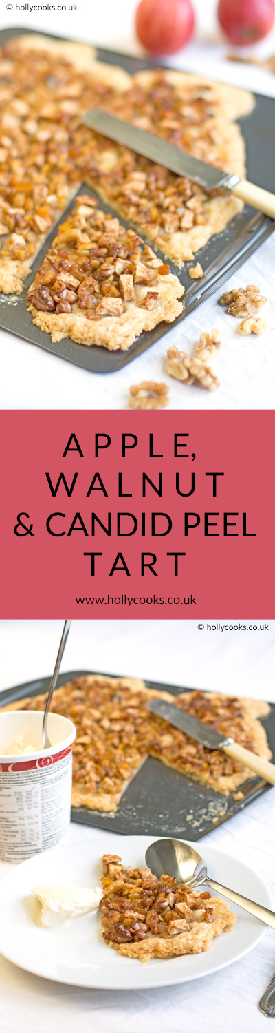 Holly-cooks-apple-walnut-and-candid-peel-tart