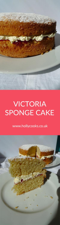 Holly-cooks-Victoria-sponge-cake-pinterest