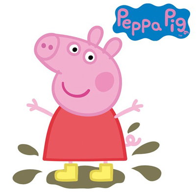 ICING-A-CAKE-WITH-FONDANT-ICING-Peppa-pig-muddy-puddles