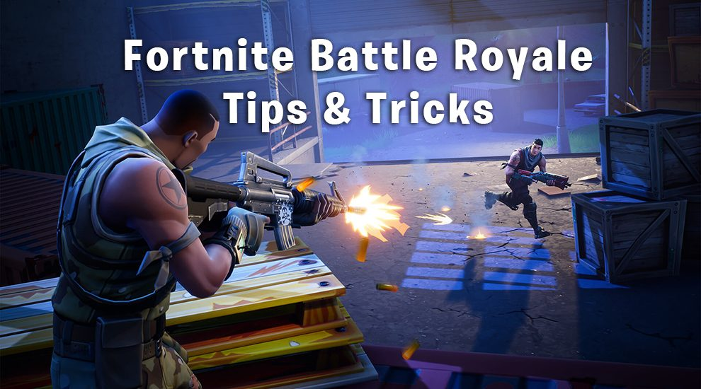 10 Tips To Consistently Finish Top 10 In Fortnite Battle