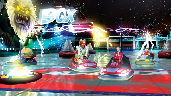 Burger King Xbox Game