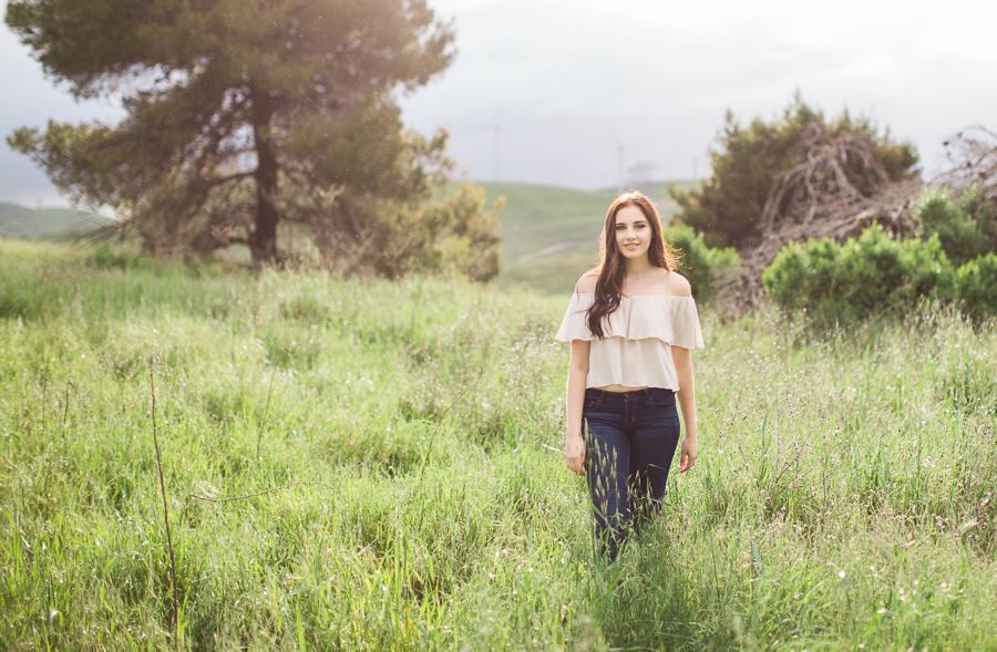 Bay Area Senior Portrait Session-2