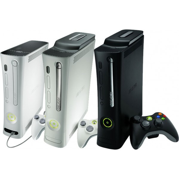 Types Of Xbox 360 Types Of