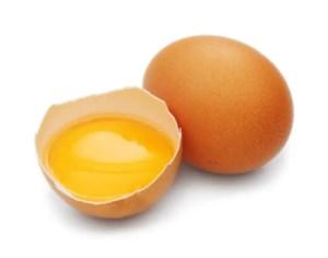 good egg yolk