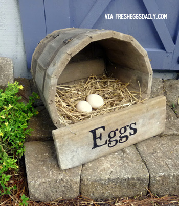 DIY Nesting Boxes