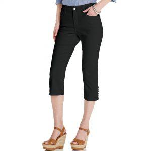 capri jeans that end mid-calf