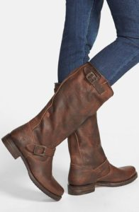 boots for a balanced figure