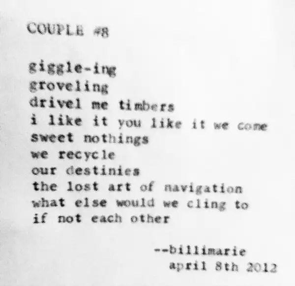 """""""Couple #8"""""""