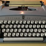 Day 12: Featured Typewriter Poetry (National Poetry Month)