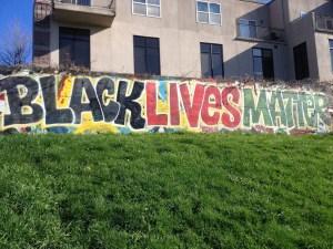 black lives matter, african american, graffiti