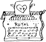 Typewriter Poetry Logo