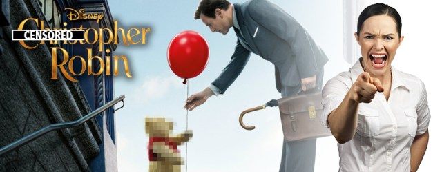 Censored Version of Christopher Robin Film Coming Soon