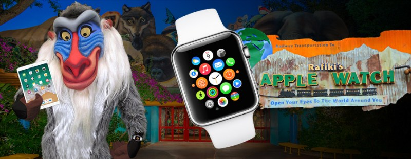 Rafiki's Planet Watch To Become Rafiki's Apple Watch