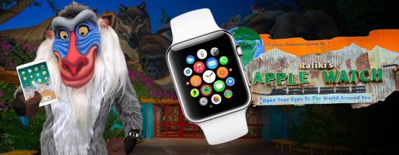 Rafiki's Planet Watch To Become Rafiki's Apple Watch