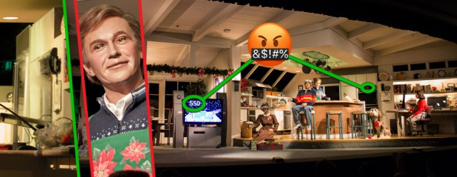 Christmas Ruined by Voice-Activated Oven