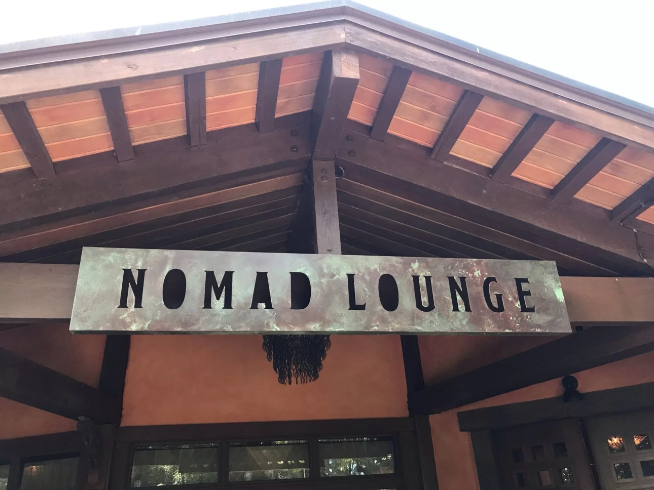 Nomad Lounge Exterior