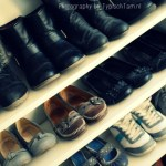 Let's organise my shoes!