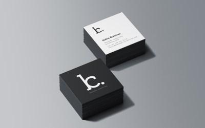 Breckner Consulting Logo & Visitenkarten