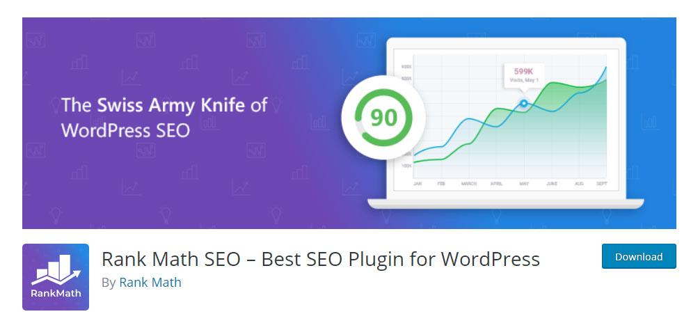 Rank Math SEO – Best SEO Plugin for WordPress