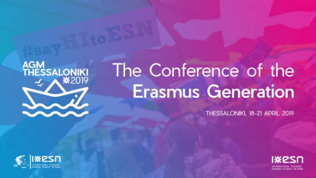 Poster (Annual General Meeting –AGM Thessaloniki 2019