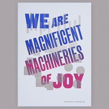 wood type posters letterpress prints