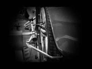 Tyre Land wheel alignment
