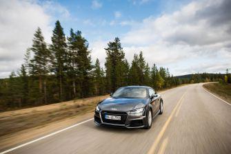 Audi AG has chosen the Kinergy 4S as an all-season original fitment for the Audi TT